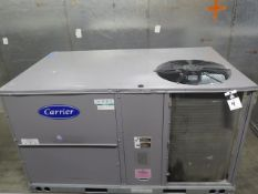 Carrier 50TCQW07A2A6A0A0A0 6 Ton Heat Pump s/n 0117C76407 460V-3PH. (SOLD AS-IS - NO WARRANTY)