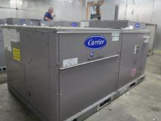Carrier 50TCQA04A2A5A0A0A0 3 Ton Heat Pump s/n 4115C52002 208/230V 3-PH. (SOLD AS-IS - NO WARRANTY)