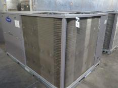 Carrier 48HCDE08A3A6-2A3G0 7.5 Ton Gas Heat Unit s/n 5117P87639 460V. (SOLD AS-IS - NO WARRANTY)
