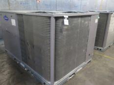 Carrier 48HCDD08A3A6-2A3G0 7.5 Ton Gas Heat Unit s/n 5117P87463 460V. (SOLD AS-IS - NO WARRANTY)