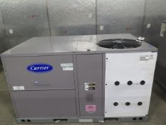 Carrier 48LCD005A2A6-0A0A0 4 Ton Gas Unit s/n 3814C88759 460V-3PH. (SOLD AS-IS - NO WARRANTY)