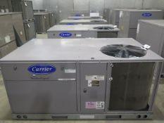 Carrier 48LCL004A2A6A1A3A0 3 Ton Gas Unit s/n 5017C86910 460V-3PH. (SOLD AS-IS - NO WARRANTY)