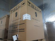 Friedrich VHA12K25RTN Hotel Style 1 Ton Single Package Vertical Air Conditioner s/n AFKN01883 w/ 9,