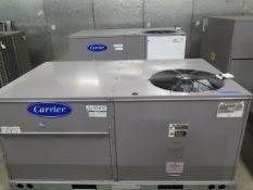 Carrier 50TCQA04A2A5-0A0A0 3 Ton Heat Pump s/n 1816C67463 208/230-3PH. (SOLD AS-IS - NO WARRANTY)