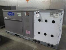 Carrier 48TNCB06C2F5-0A0A0 5 Ton Gas Heat Unit s/n 2415C89267 208/230V. (SOLD AS-IS - NO WARRANTY)