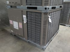 Johnson D6NZ036N05625NX 3 Ton Gas Unit s/n W1L3145819 208/230V-3PH w/ Curb Base (SOLD AS-IS - NO