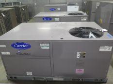 Carrier 50TCQA04A2A6-0B0A0 3 Ton Heat Pump s/n 0315C83797 460V-3PH. (SOLD AS-IS - NO WARRANTY)