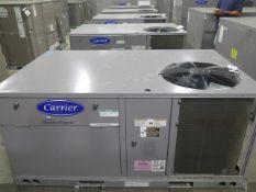 Carrier 48LCL004A2A6A1A3A0 3 Ton Gas Unit s/n 5017C86906 460V-3PH. (SOLD AS-IS - NO WARRANTY)