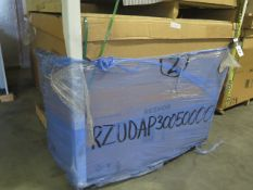 Reznor UDAP-300 300,000 BTU Natural Gas Fired Industrial Hater s/n BOH3062016076 115V. (SOLD AS-IS -