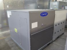 Carrier 50HC-D08A2A5-0A0G0 7.5 Ton Cool Only Unit s/n 1615D98813 208-3PH. (SOLD AS-IS - NO