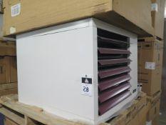 Reznor UDAP-250 250,000 BTU Natural Gas Fired Industrial Heater s/n BOG3062005760 115V. (SOLD AS-