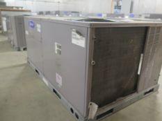 Carrier 50TCQA04A2A5A0A0A6 3 Ton Heat Pump s/n 1716C66416 208/230V-3PH. (SOLD AS-IS - NO WARRANTY)