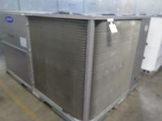 Carrier 48TCDD09A2A6A0A0A0 8 Ton Gas Heat Unit s/n 3417P41338 460V. (SOLD AS-IS - NO WARRANTY)