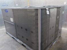 Carrier 50TCQD08A2A6-0A0G0 7.5 Ton Heat Pump s/n 3216P80176 460V. (SOLD AS-IS - NO WARRANTY)