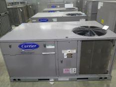 Carrier 48LCL04A2A6A1A3A0 3 Ton Gas Unit s/n 5017C86908 460V-3PH. (SOLD AS-IS - NO WARRANTY)
