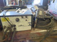 Miller Millermatic Spoolmatic II Spool Gun (SOLD AS-IS - NO WARRANTY)