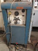 Miller 330A/BP AC/DC Arc Welding Power Source s/n HK330864 w/ Cooler (SOLD AS-IS - NO WARRANTY)