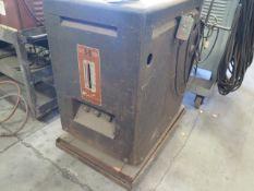 Glen Roberts mdl. 500 I 500 Amp Arc Welding Power Source s/n 12-41 (SOLD AS-IS - NO WARRANTY)
