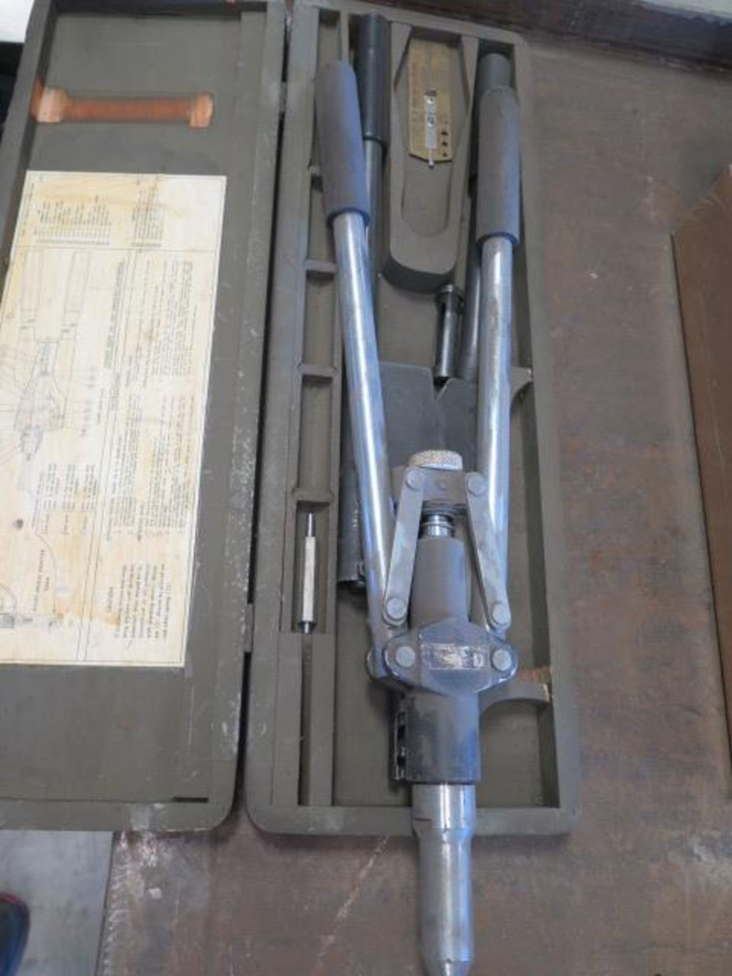 Compression Tools (2) (SOLD AS-IS - NO WARRANTY) - Image 2 of 4
