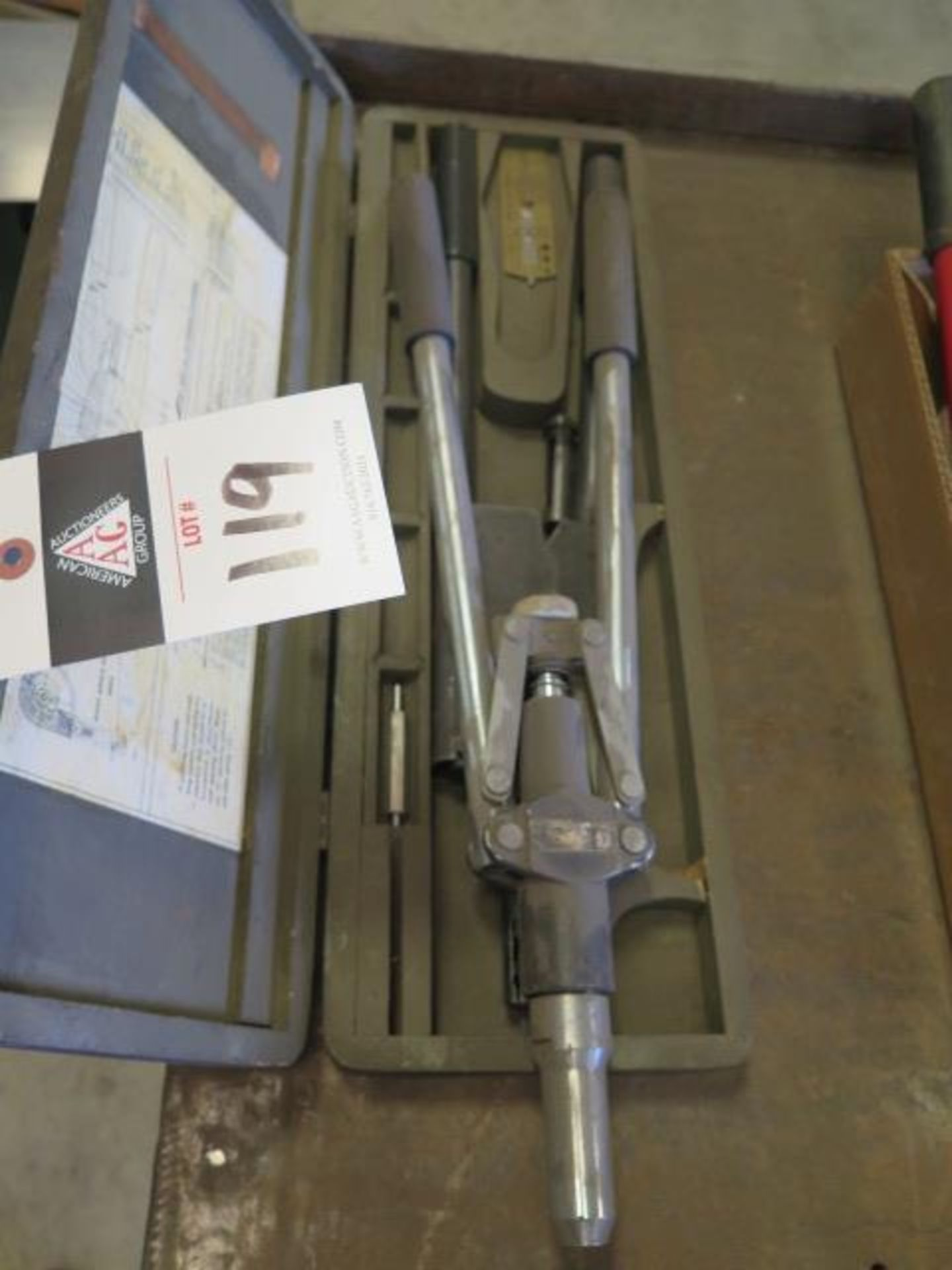 Compression Tools (2) (SOLD AS-IS - NO WARRANTY)