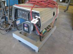 Miller Bluestar 6000 Gas Generator w/ Honda 13Hp Gas Enging, Electric Start, Cart (SOLD AS-IS - NO