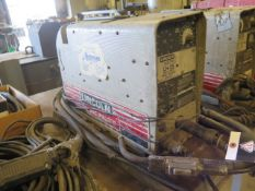 Lincoln LN-25 Suitcase Wire Feeder (SOLD AS-IS - NO WARRANTY)