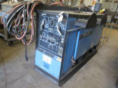 Miller Trailblazer 44D Diesel Powered CC-AC/DC Welding Generator s/n KG216264 120/240V (SOLD AS-IS -
