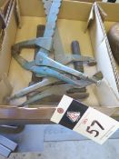 Bar Clamps (SOLD AS-IS - NO WARRANTY)