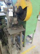 Service Machine Co. OBI Stamping Press (SOLD AS-IS - NO WARRANTY)