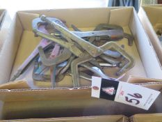 Welding Clamps (SOLD AS-IS - NO WARRANTY)