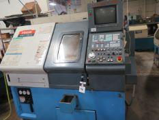 1997 Mazak Quick Turn 10 CNC Turning Center s/n 126753 w/ Mazatrol T-PLUS Controls, SOLD AS IS