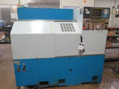 2000 Femco HL-15N CNC Turning Center s/n LJ0-0228 w/Fanuc 0i Controls, 12-Station Turret, SOLD AS IS