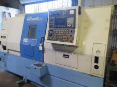 KIA Super KIA Turn 15L MS Live Turret CNC Turning Center s/n SKT15LMS086 w/ Fanuc 0i-TB, SOLD AS IS
