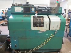 Nakamura Tome TMC-15 Live Turret CNC Turning Center s/n 05214 w/ Fanuc Controls, SOLD AS IS