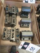 Nakamura Tome Turret Tooling Holders (6) (SOLD AS-IS - NO WARRANTY)