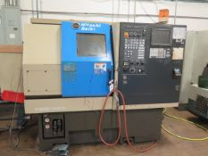 2000 Hitachi Seiki TS-15 Live Turret Turning Cell s/n TS15366 w/ Seicos 21L Controls, SOLD AS IS