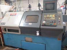 1998 Mazak QT-N-20-UNIV CNC Turning Center s/n 132899 w/ Mazatrol T-PLUS Controls, SOLD AS IS