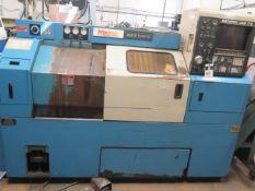 Mazak Quick Turn QT15-K CNC Turning Center s/n 84865 w/ Mazatrol CAM T-2 Controls, SOLD AS IS