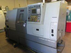 2007 Hyundai-KIA SKT21LM CNC Turning Center s/n SKT21LM0348 w/ Fanuc 0i-TC Controls, SOLD AS IS