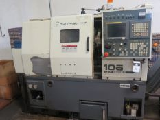 2006 Takisawa-T EX-106 CNC Turning Center s/n CG05E61077 w/ Fanuc Series 21i-TB Controls, SOLD AS IS