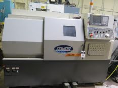 2014 Femco HL-25N CNC Lathe r s/n L114-2104 w/ Fanuc 0i-TD Controls, Tool Presetter, SOLD AS IS