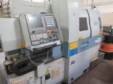 Star ECAS 20 Twin Spindle CNC Screw Machine s/n 0101(006), Siemens Controls, (6) Turning/ SOLD AS IS