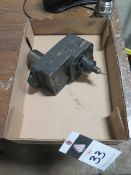Mazak 40-Taper Live Tooling (SOLD AS-IS - NO WARRANTY)