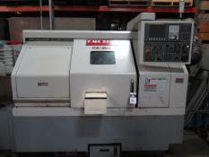 2005 Yama Seiki GA-200 CNC Turning Center s/n 91220 w/ Fanuc Series 0i-TC Controls, SOLD AS IS