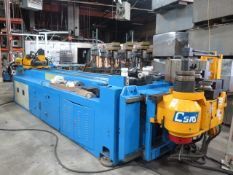 """Chaio Sheng Machinery """"CNC80TMRE-RBE"""" 3"""" Triple-Stack Electrics-Driven CNC Tube Bender, SOLD AS IS"""