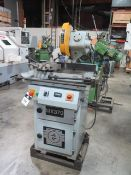 """Maxisaw MX370 14"""" Cold Saw s/n 370-000049 w/ Speed Clamping, Coolant (SOLD AS-IS - NO WARRANTY)"""