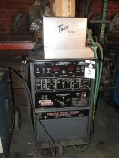 Lincoln Square Wave TIG300 Squarewave AC/DC TIG & Stick Welding Power Source s/n AC662425,SOLD AS IS