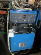 Miller Syncrowave 350LX CC-AC/DC Squarewave Power Source s/n LC096100 w/ Miller Coolmae, SOLD AS IS