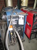 Miller Millermatic 200 CP-DC Arc Welding Power Source and Wire Feeder s/n JP944435 (SOLD AS-IS -
