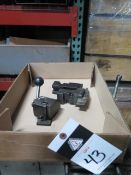 KDK Tool Post and Tool Holders (SOLD AS-IS - NO WARRANTY)